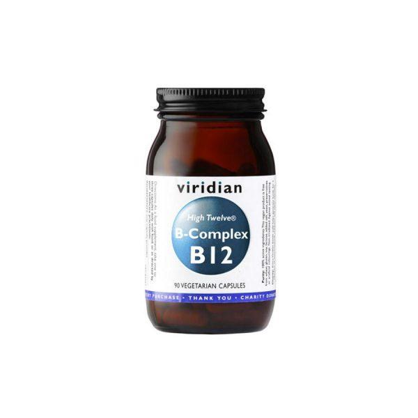 Viridian B-kompleks + B12