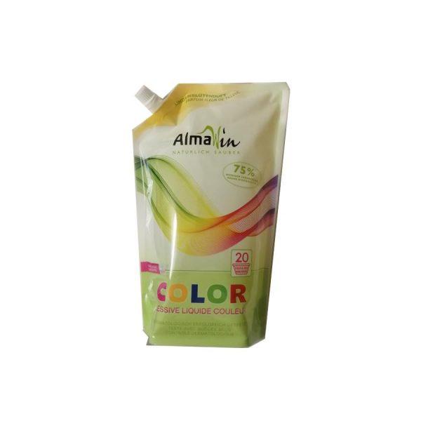AlmaWin tekoč detergent za barvno perilo