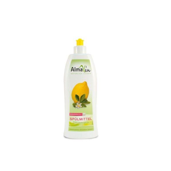 AlmaWin Detergent za pomivanje posode limonska trava
