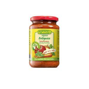 Rapunzel paradižnikova omaka Bolognese