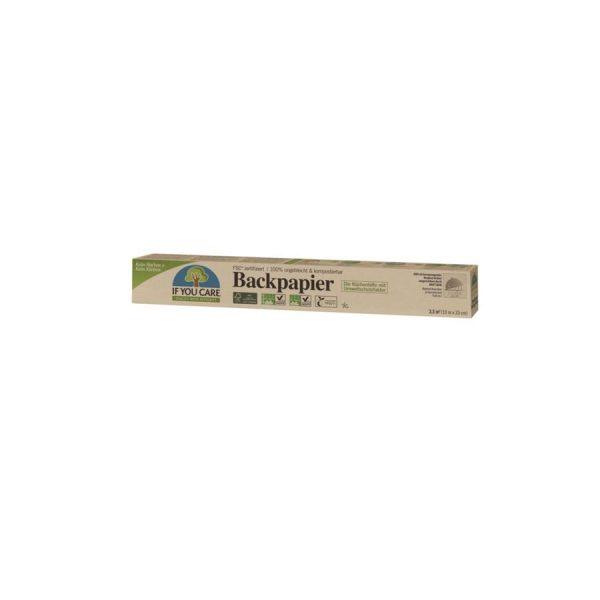 Biorazgradljiv papir za peko