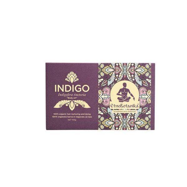 Indigo Etnobotanika 100g