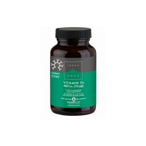 Vitamin D3 za otroke, 50 kapsul