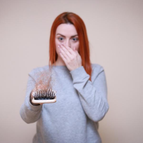 Kako preprečiti izpadanje las