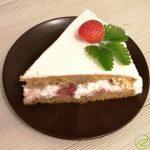 Biskvit brez glutena [Biskvit za pripravo okusne in preproste torte brez glutena]