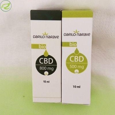 Zdravilni učinki konoplje - CBD kapljice