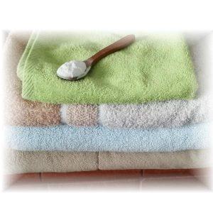 Pranje perila s sodo bikarbono