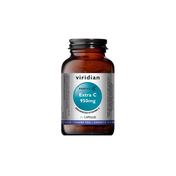 Viridian Vitamin C extra
