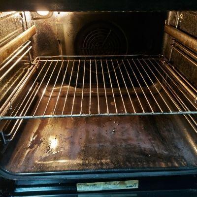 Čiščenje pečice