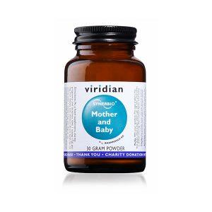 Viridian Probiotik za mame in dojenčke 30g