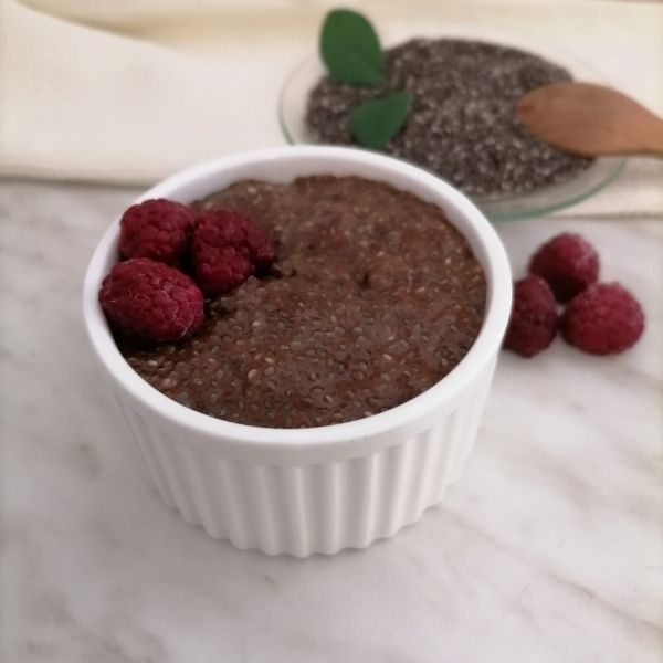 You are currently viewing Čokoladni chia puding