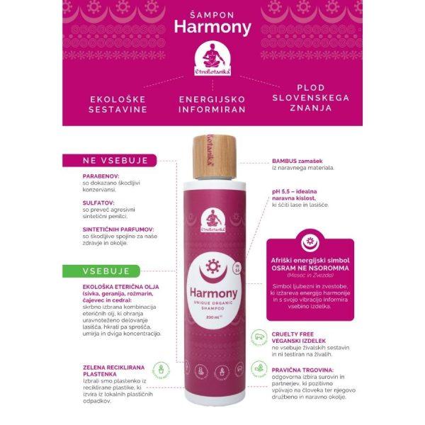 Šampon Harmony