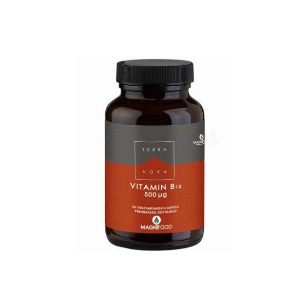 Vitamin B12 500μg