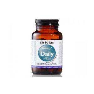 Viridian Probiotik dnevna simbioza močnejši 30 kapsul