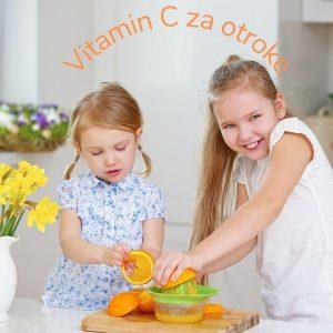 Read more about the article Vitamin C za otroke