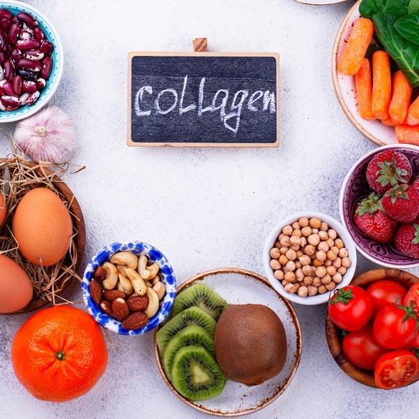 You are currently viewing Naravni kolagen [Kakšno vlogo ima in kateri so naravni viri kolagena]