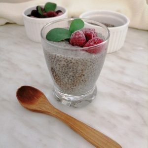 Read more about the article Chia puding