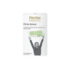 Proven Probiotiki za otroke od 1. do 16. leta 28×1,5g